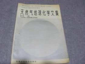 天然气地球化学文集