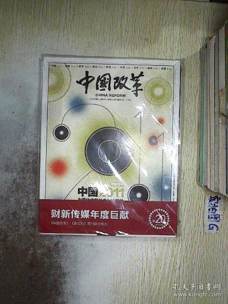 中國改革 2011 特刊