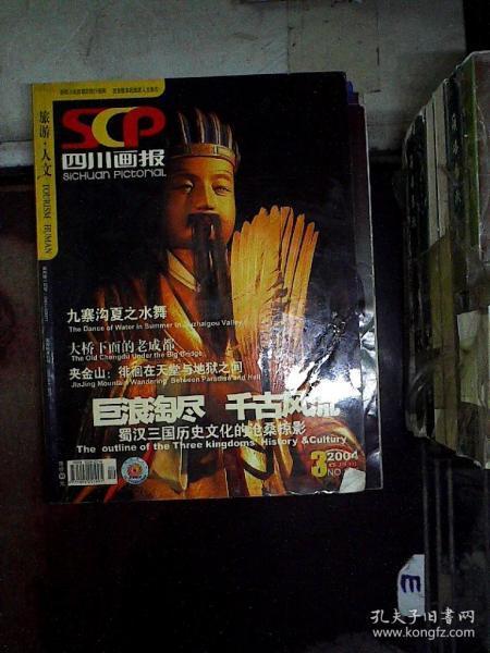 四川畫報 2004 6