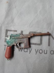 早期玩具手槍