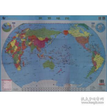 世界地圖(水晶版)