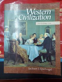 西方文明史  英文原版  第4版  Western  civilization
