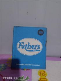实物拍照;THE  FATHER'S  BOOK