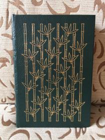 Rudyard Kipling -- The Jungle books 吉卜林《丛林故事集》 Easton Press 1980出品 真皮装帧 超大开本