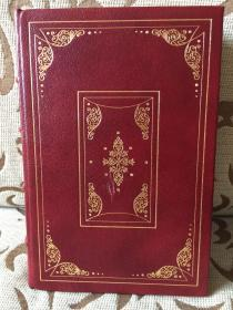 Rudyard Kipling Stories -- 《吉卜林短篇集 》Franklin Library 1978年出品 真皮限量版
