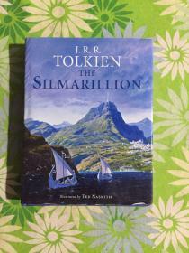 The Silmarillion精灵宝钻 英文原版【精装】