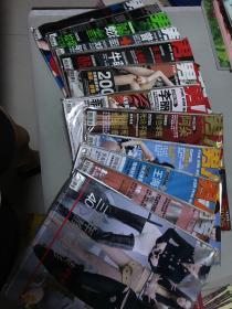 男人装2007 12册 12均为全新 副刊增刊都在
