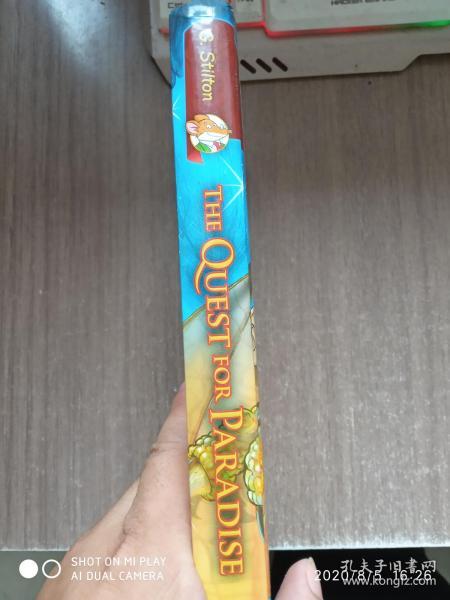 Geronimo Stilton: The Kingdom of Fantasy 2: The Quest for Paradise  老鼠记者在幻想王国:追求天堂