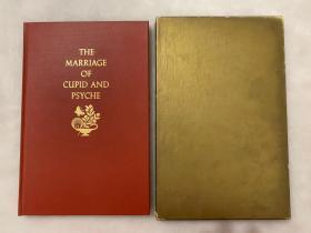 The Marriage of Cupid and Psyche  《丘比特与塞姬之婚》著名插画家杜拉克插图本1951年
