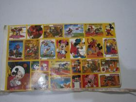 不干胶贴纸  迪士尼【1张】