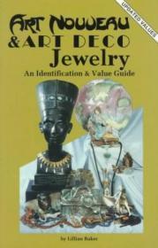 Art Nouveau And Art Deco Jewelry