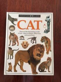 DK 目击者丛书 英文版 猫科动物 x38
