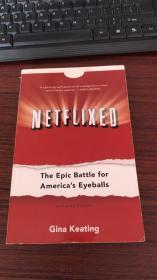 Netflixed  The Epic Battle for America's Eyeballs