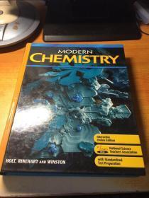 MODERN CHEMISTRY(现代化学; 近代化学.原版英文)