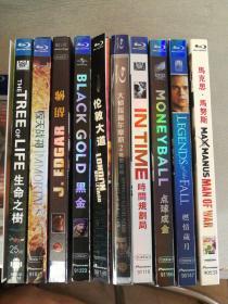 蓝光 DVD十种合售③