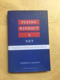 Flying Without a Net: Turn Fear of Change into Fuel for Success无网飞行