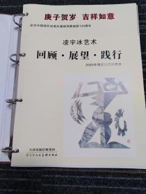 纪念中国现代绘画先驱林风眠诞辰120周年  凌宇冰艺术回顾 展望 践行