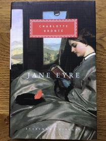 Jane Eyre 简爱 Charlotte Bronte 夏洛蒂·勃朗特 Everyman's Library 人人文库 全网最低价包邮(人人文库全场2件9.5折,3件9折)