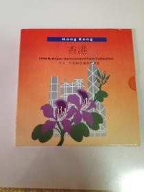 香港新铸普通钱币套装