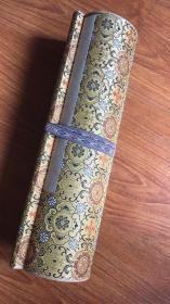 清 丁观鹏 法界源流图卷全图。纸本大小35.6*1752厘米。宣纸原色微喷印制。装裱手卷。成品长度20米左右。丝绸裱褙。