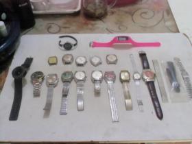 舊手表--配件