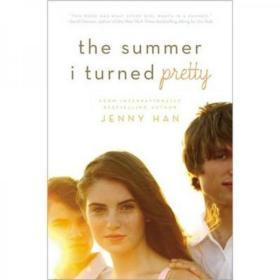 The Summer I Turned Pretty  英文原版 (Jenny Han  著- 我變漂亮的夏天) 24開