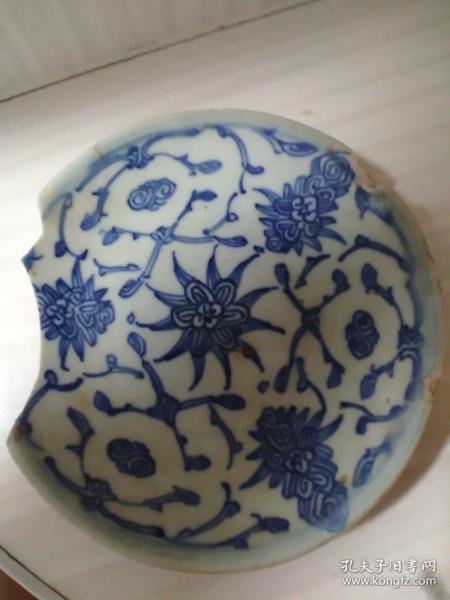 青花瓷片標本(滿八十包郵)