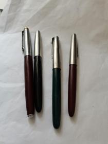 老英雄钢笔4个