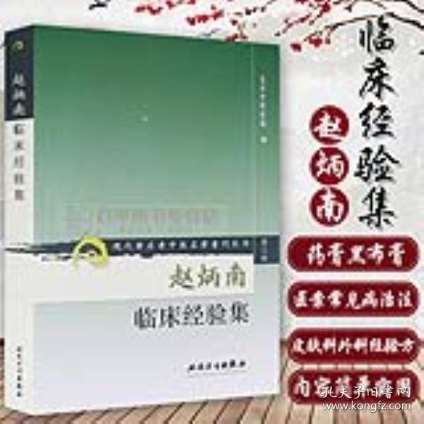 赵炳南临床经验集