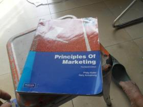 正版英文 Principles of Marketing