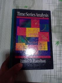 Time Series Analysis (书边有点水印)