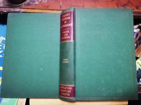 ZINSSER'S TEXTBOOK BACTERIOLOGY (金瑟教科书细菌学)    1948年美国原版 道林纸本 北京秀鹤图书馆代售