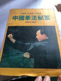 中国拳法秘笈 太极拳形意拳 八卦拳