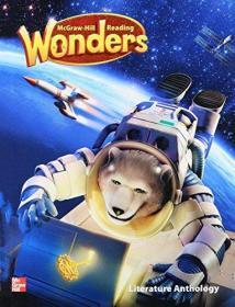 Reading Wonders - Grade 6 Literature Anthology