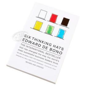 Six Thinking Hats六顶思考帽 英文原版