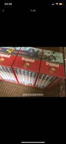 七龙珠完全版15周年限量盒装 全新未拆