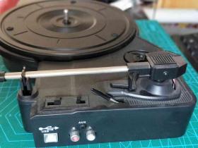 简易电唱机留声机唱片机留声机整体更换老式唱机机芯