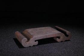 旧藏 老木雕 案几