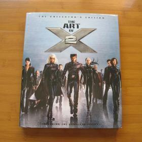 THE ART OF X2 X-MEN   X战警设定集