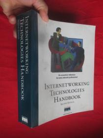Internetworking Technologies Handbook, Second Edition   (16开) 【详见图】