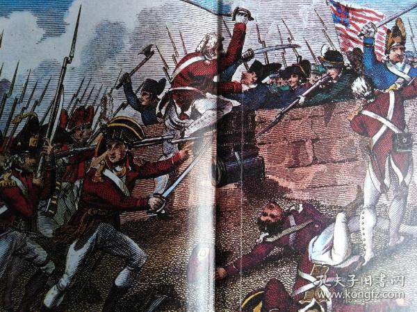The fire of liberty《自由之火》  Folio.出品精美插图