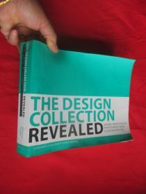 The Design Collection Revealed: Adobe Indesign CS4...(16开)    【详见图】,附光盘