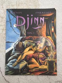 Djinn  Vol. 1