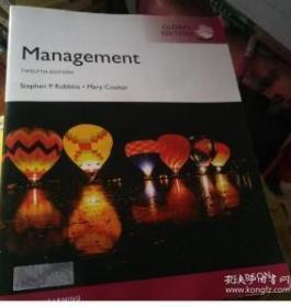Management 管理学(全球版) 9780273787020