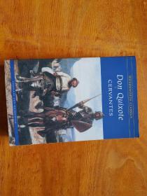 Don Quixote (Wordsworth Classics)  唐·吉诃德