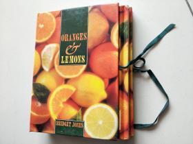 oranges lemons带盒两本【见图】