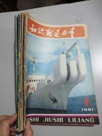 知識就是力量。..1981年1一6自制合訂本