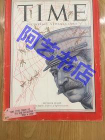 """【现货】时代周刊杂志 Time Magazine, 1953年,封面 """"斯大林""""。珍贵史料!"""