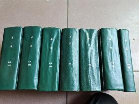 求是 1988创刊号-1994全(原红旗杂志改名)精装合订本