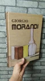 原版画册 Giorgio Morandi 乔治.莫兰迪 高清全新现货
